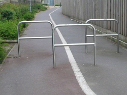Cycle facility